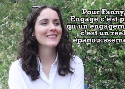 Interview -Fanny d'Engage